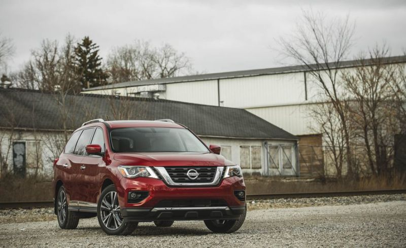 2020 Nissan Pathfinder Redesign Platinum 2020 2021 New Suv