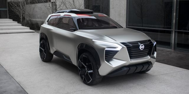 nissan xmotion suv concept first look  2020  2021 new suv