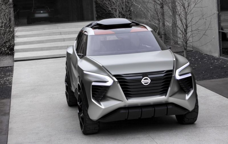 Nissan Xmotion SUV Concept, First Look - 2020 / 2021 New SUV
