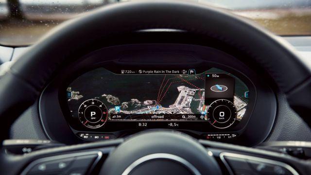 2019 Audi Q2 interior