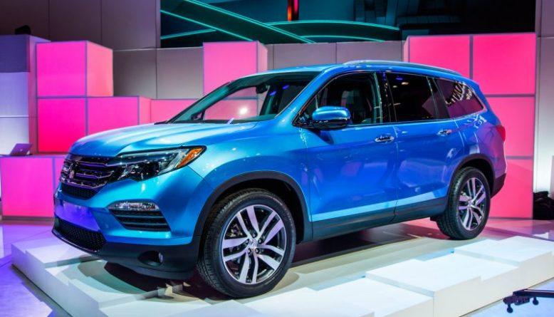 2019 Honda Pilot Hybrid Mpg Release Date 2020 2021 New Suv