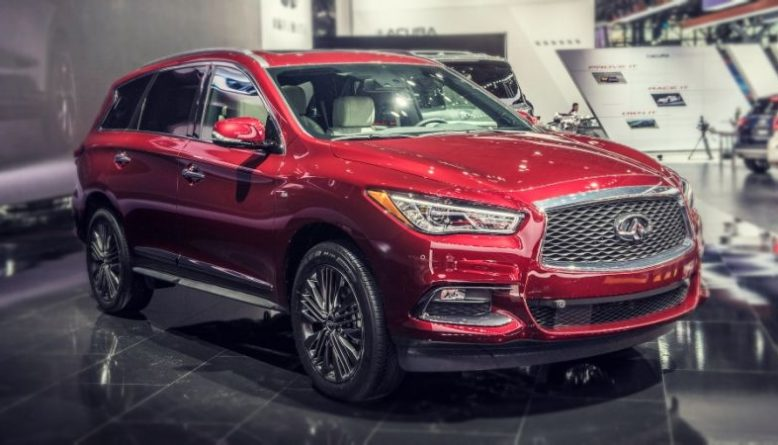 infiniti qx review redesign    suv