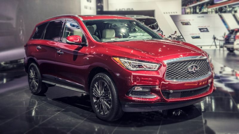 2019 Infiniti QX60 Review, Redesign - 2020 / 2021 New SUV