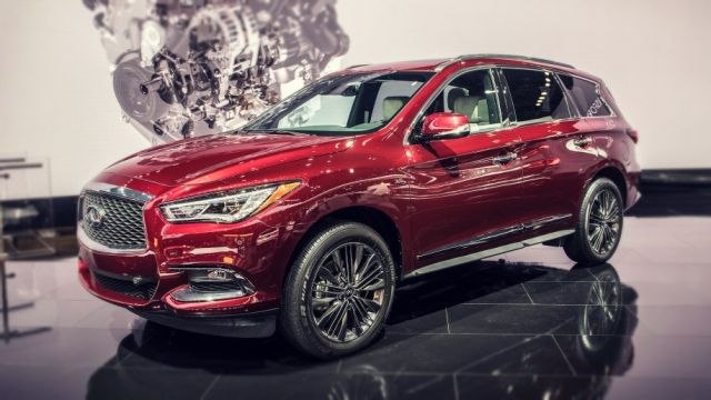 2019 Infiniti Qx60 Review Redesign 2020 2021 New Suv