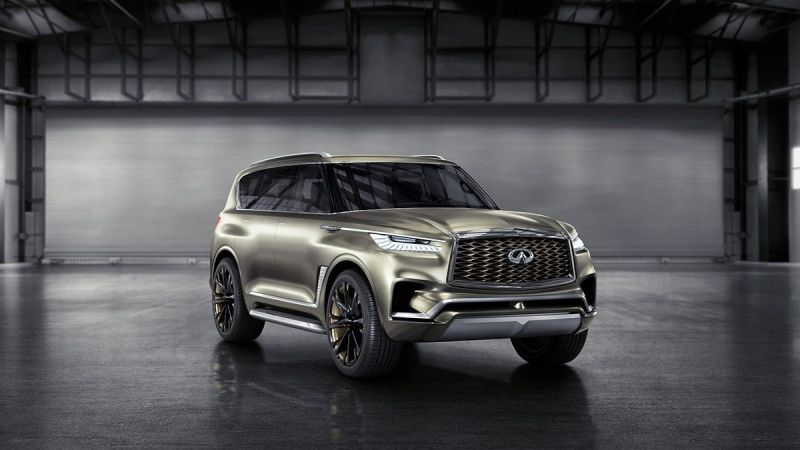 2019 Infiniti QX80 Price, Specs, Colors - 2020 / 2021 New SUV