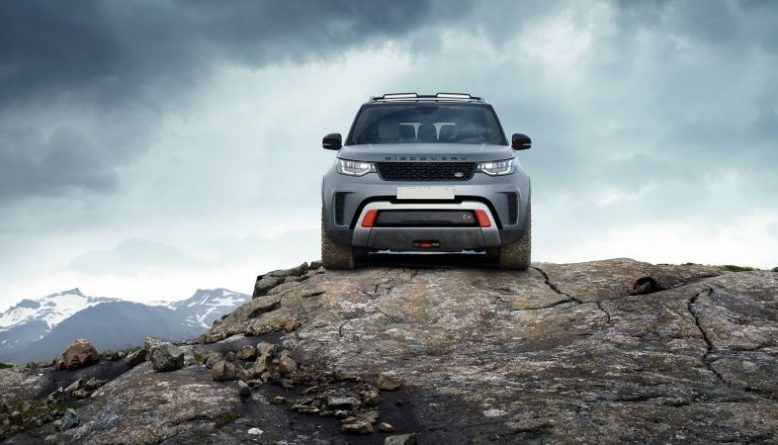 2019 Land Rover Discovery SVX