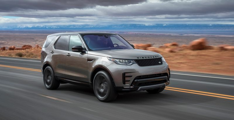 The Discovery 2019