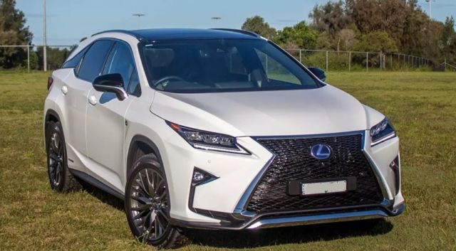 2019 Lexus RX 450h Review, F Sport model - 2020 / 2021 New SUV