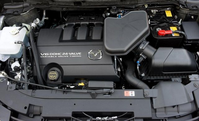 2019 Mazda CX-9 engine