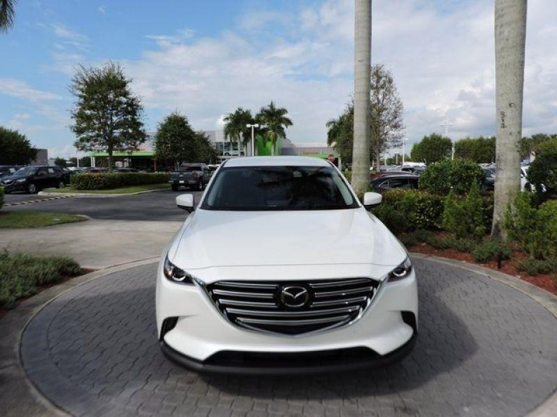 2019 Mazda CX-9 front