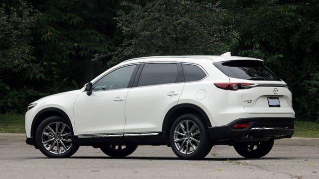2019 Mazda CX-9 rear