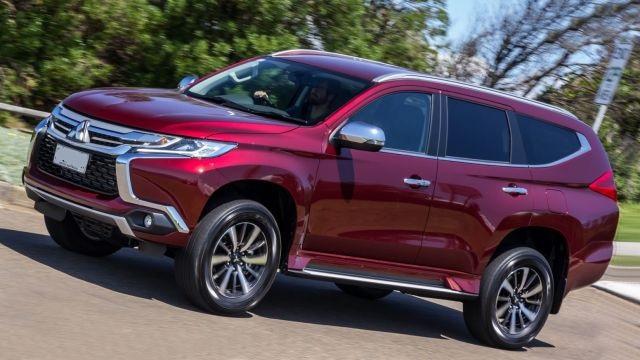 2020 Mitsubishi Pajero Sport, Interior, Price >> 2019 Mitsubishi Pajero Sport Price 2020 2021 New Suv