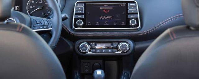 2019 Nissan Kicks interior