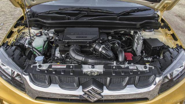 2019 Suzuki Vitara engine
