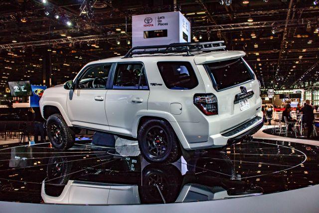 2019 Toyota 4Runner TRD Pro rear