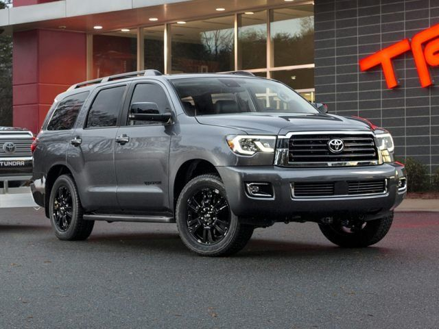 2019 Toyota Sequoia TRD Sport front