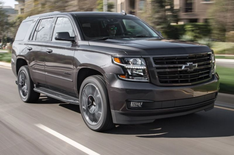 2020 Chevy Tahoe Redesign 2020 2021 New Suv