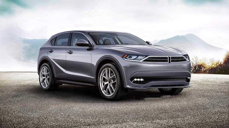 2020 Dodge Journey front