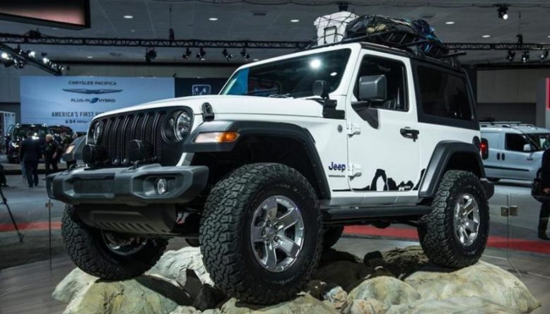 2020 Jeep Wrangler Concept, Redesign - 2020 / 2021 New SUV