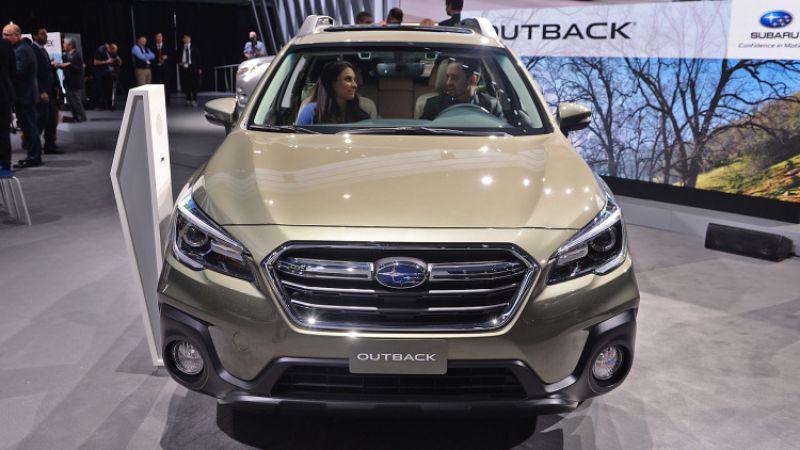 2020 Subaru Outback Redesign - 2020 / 2021 New SUV