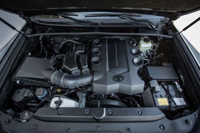 2020 Toyota 4Runner engine