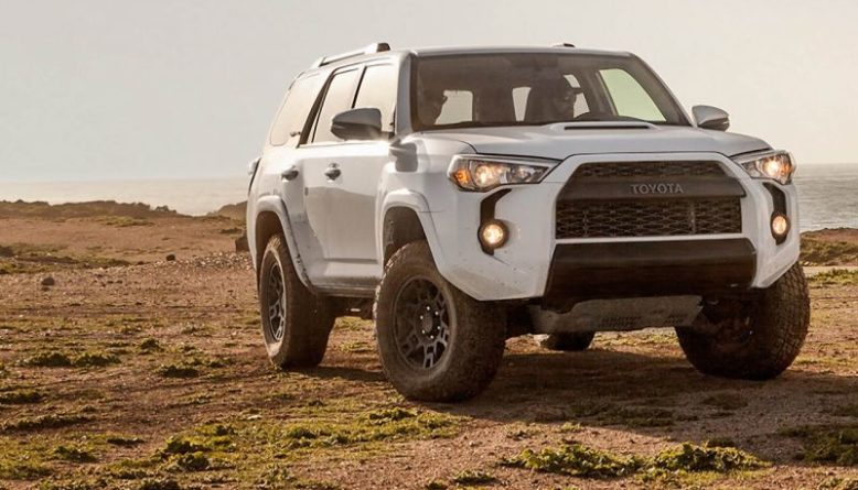 2020 Toyota 4runner Redesign Changes Trd Trims 2020 2021 New Suv