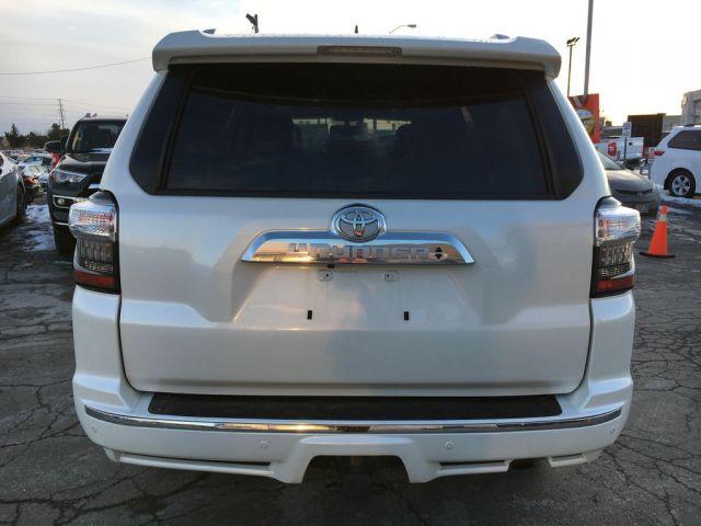 2020 Toyota 4Runner rear