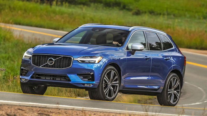 2020 Volvo XC60 Specs, T8 plug-in hybrid model - 2020 / 2021 New SUV