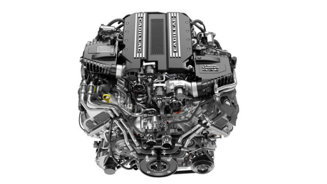 2019 Cadillac XT9 engine