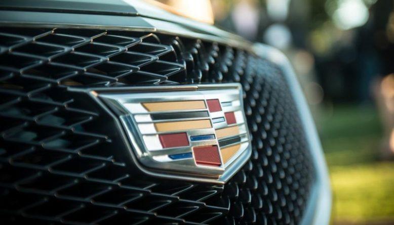 2019 Cadillac XT9 look