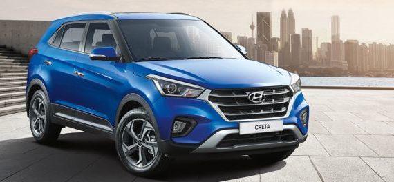 2019 Hyundai Crete front