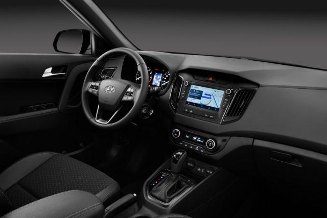 2019 Hyundai Crete interior