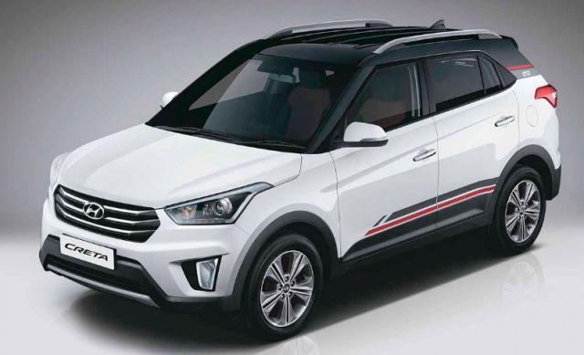 2019 Hyundai Crete sport