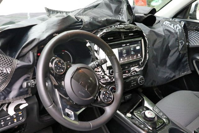 2019 Kia Soul EV interior