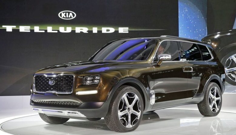 2019 Kia Telluride Is The New Luxury Three Row Suv 2020