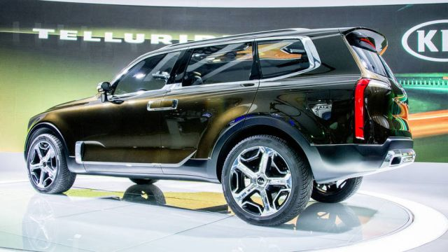 2019 Kia Telluride is the new luxury three-row SUV - 2020 ...