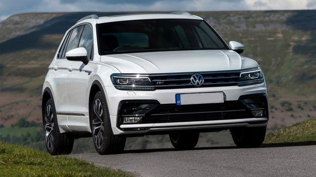 2019 VW Tiguan R-line