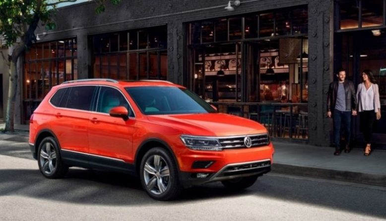 2019 VW Tiguan offers excellent infotainment system - 2020 ...