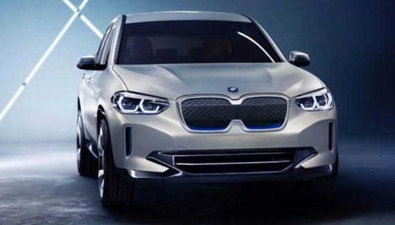 2020 BMW X3e