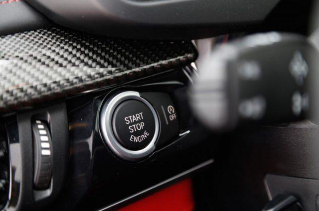 2020 BMW X5M interior