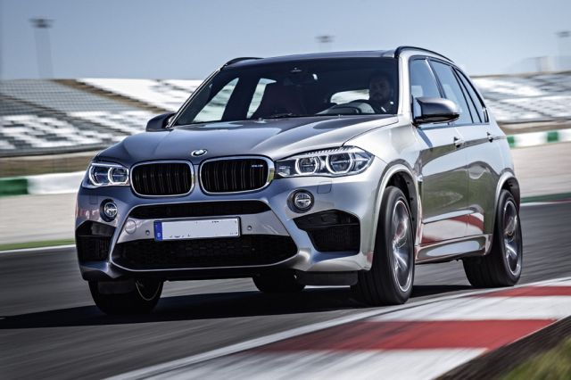 2020 BMW X5M