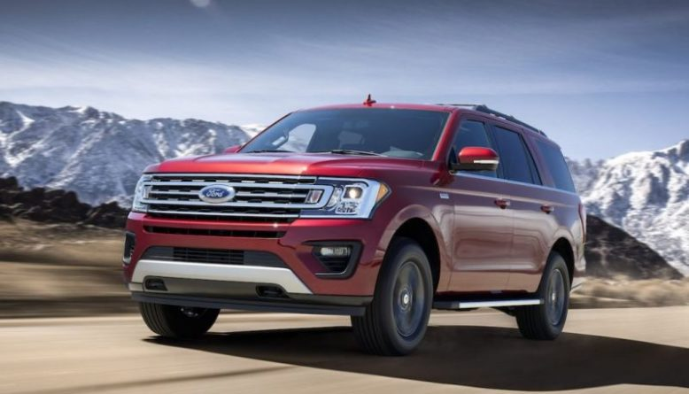 2020 Ford Expedition Redesign, Max version - 2020 / 2021 ...