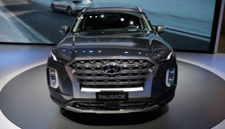 La Auto Show 2020 Hyundai Palisade Has Been Revealed As The New