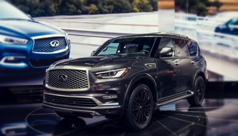 Next-Gen 2020 Infiniti QX80 hosts astonishing design - 2020 / 2021 New SUV
