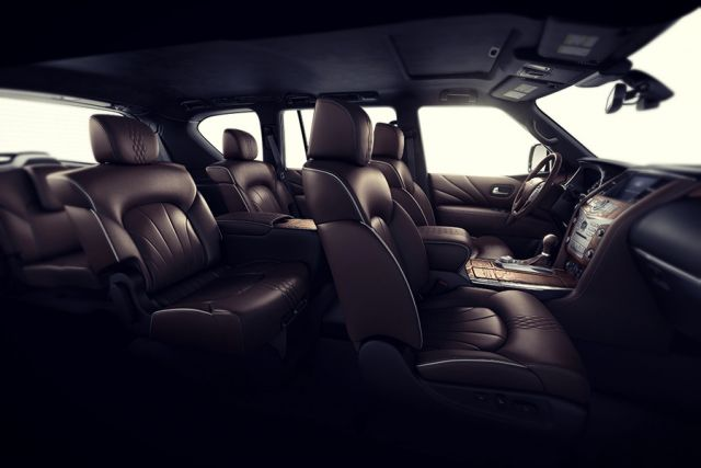 2020 Infiniti QX80 Redesign, Interior >> Next Gen 2020 Infiniti Qx80 Hosts Astonishing Design 2020