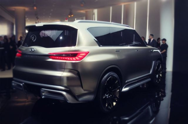 Next Gen 2020 Infiniti Qx80 Host Astonishing Design Website Of