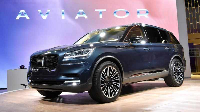 the redesigned 2020 lincoln aviator is the answer to the suvs bmw x5 and volvo xc90