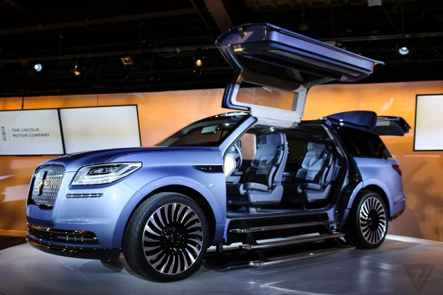 2020 Lincoln Navigator Will Get A Hybrid Engine Website Of