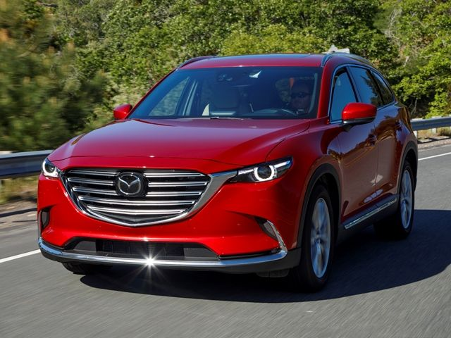 """Toyota Highlander Cargo Space >> New 2020 Mazda CX-9 is wearing a popular """"Soul of Motion ..."""
