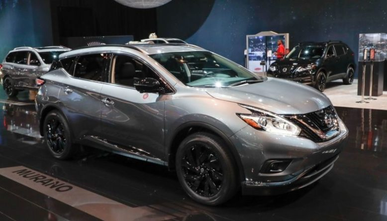 2020 Nissan Murano Review Redesign Specs 2020 2021 New Suv